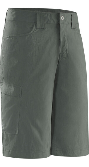 Arc'teryx M's Rampart Long Short Nautic Grey